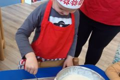 Zajęcia kulinarne u Marynarzy